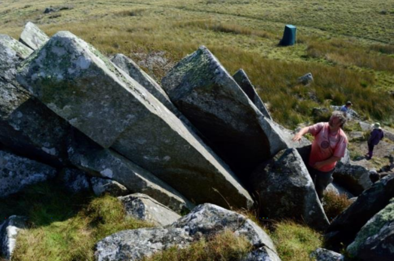 These quarries supplied the stones that built Stonehenge