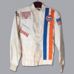 Steve McQueen's Racing Suit and Helmet from Le Mans Movie Headed to Auction