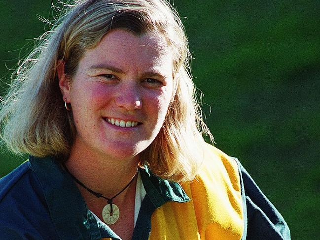 Nickie Wickert pictured in 1999.