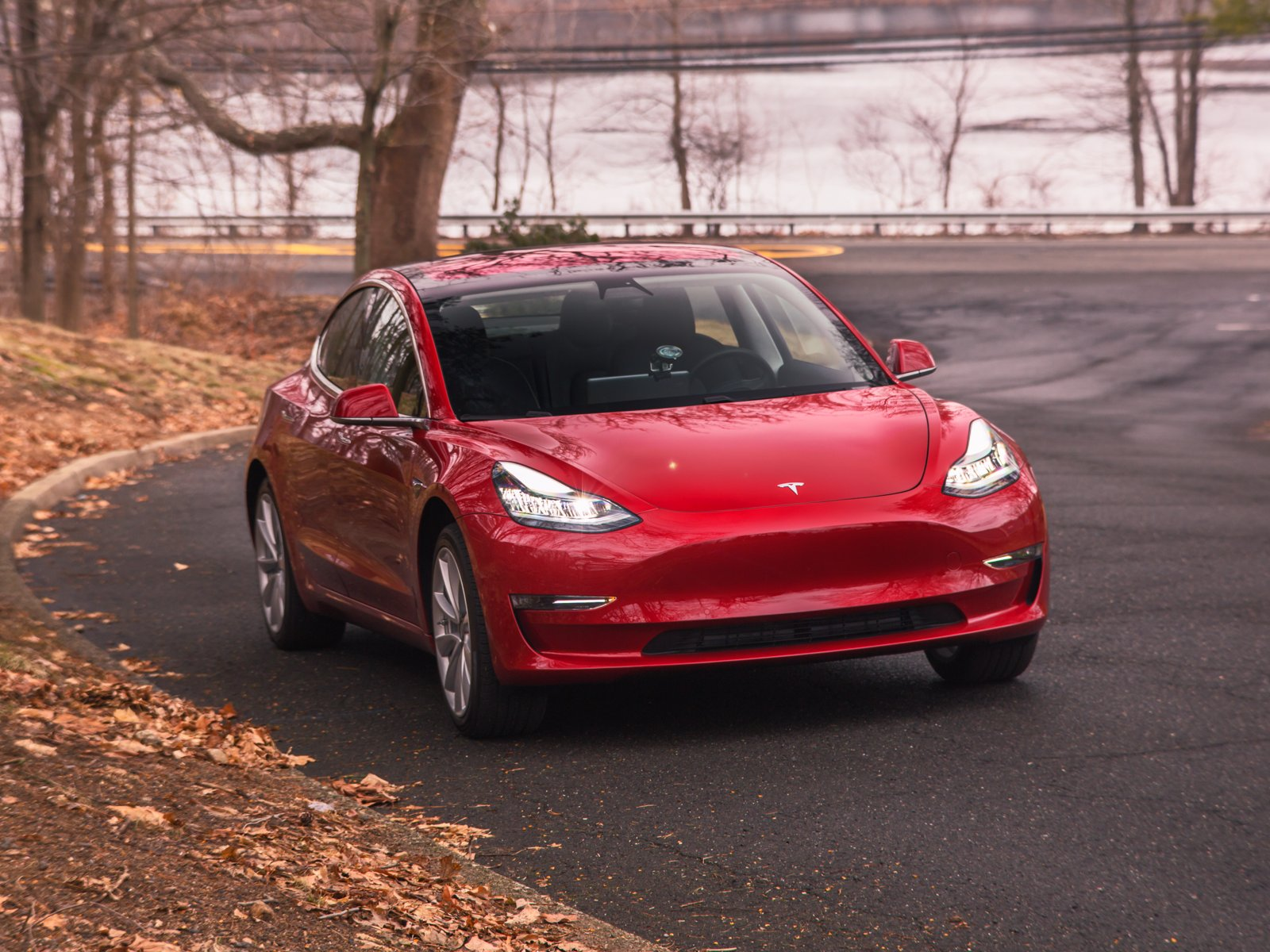 Tesla's Model 3 has earned Consumer Reports' recommendation