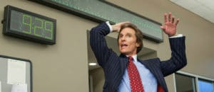 Picture of Matthew McConaughey from the movie Wolf of Wall Street