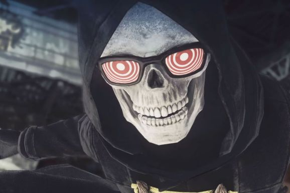Uncle Death is the coolest!