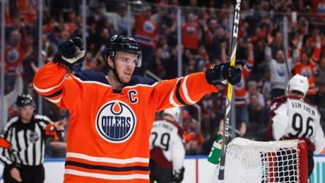 Connor McDavid: 9 record setting points in 90 seconds