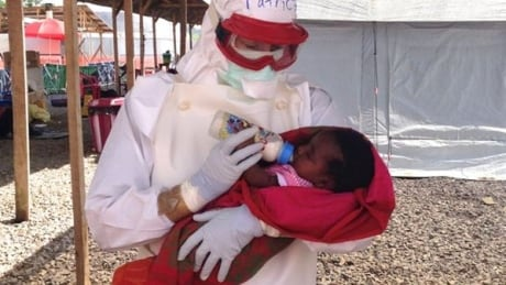 Ebola Canadian Red Cross