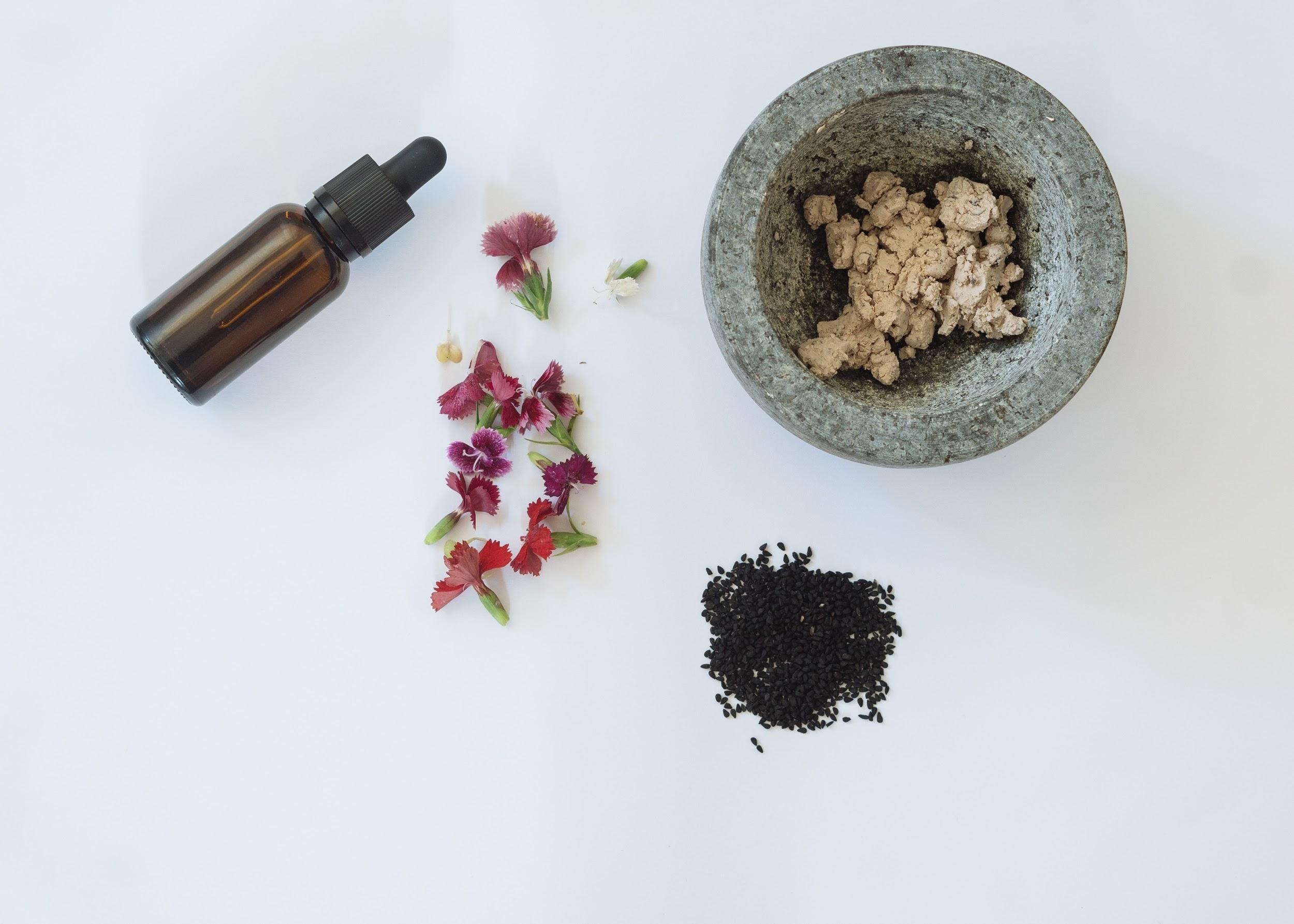 Black Seeds and Oil