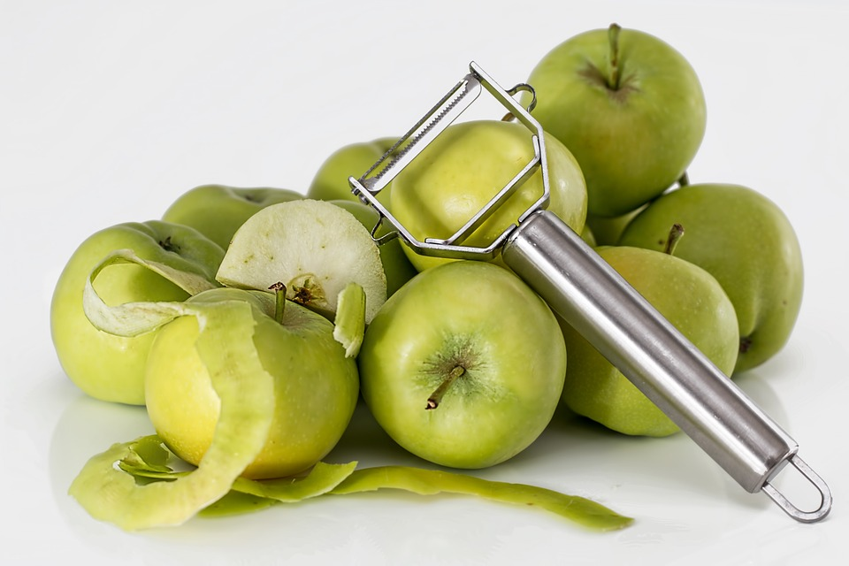 Peeler for Fruits